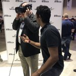 Image for the Tweet beginning: .@InStageVR uses virtual reality to
