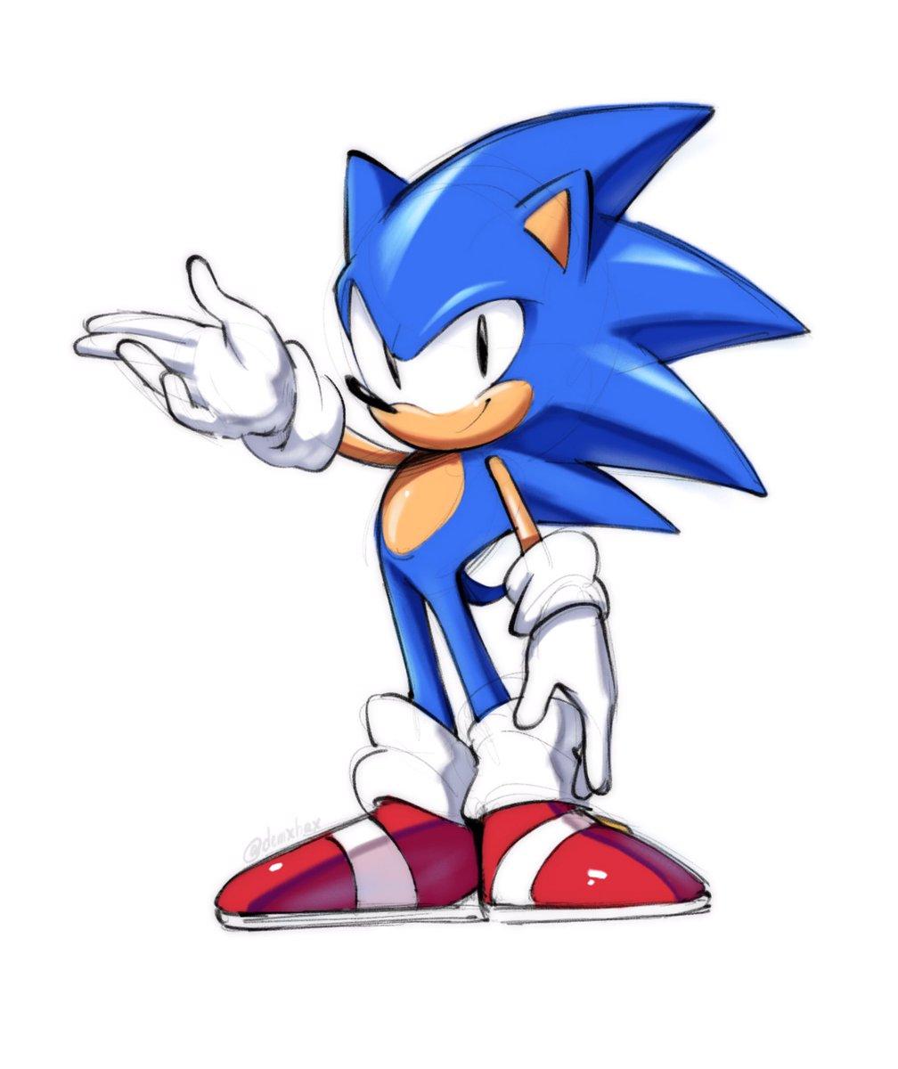 Shark On Twitter Sonic The Hedgehog Sonicthehedgehog Fanart