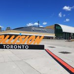 Image for the Tweet beginning: Attending @CollisionHQ in TO? Swing