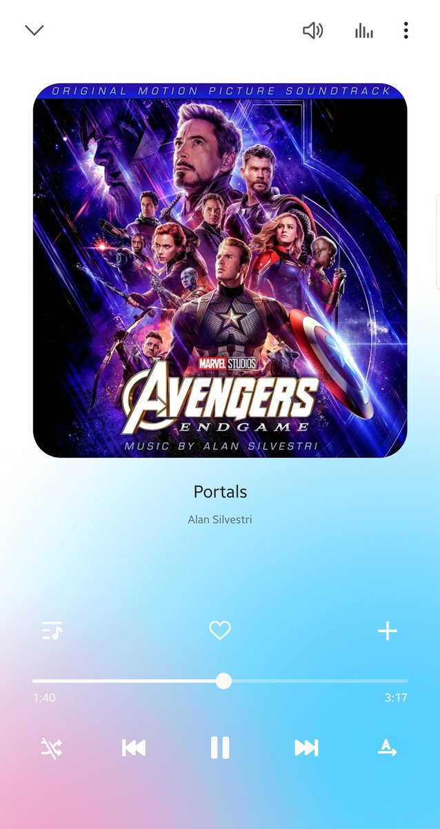 Avengers... ASSEMBLE!  The start to my favourite part of the movie...  @SilvestriMusic this was 🎉🔥🤩🥳👑  https://youtu.be/F_mhWxOjxp4   #AvengersEndgame