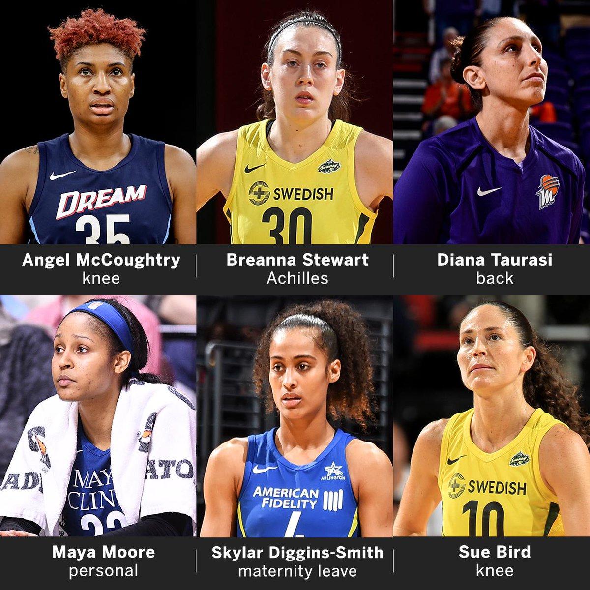 Sadness and Sorrow 😢💔 #WNBA #WnbaFr