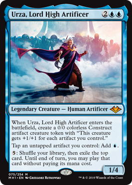 The Command Zone's photo on Urza