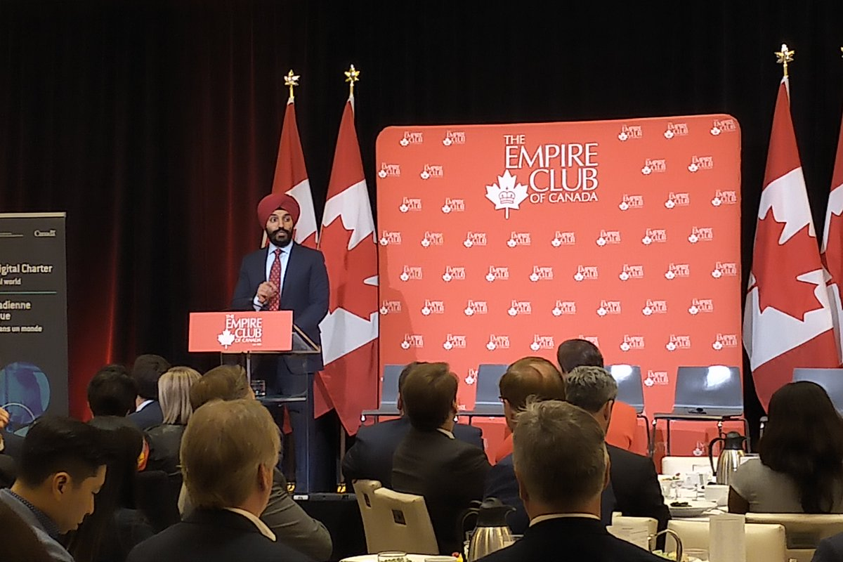 test Twitter Media - CWTA was pleased to attend @NavdeepSBains' announcement of a #DigitalCharter for Canada. We look forward to engaging with government, industry and citizens to ensure that Canada leads the way in digital competitiveness and trust. @ISED_CA https://t.co/PmWUx8jJyM