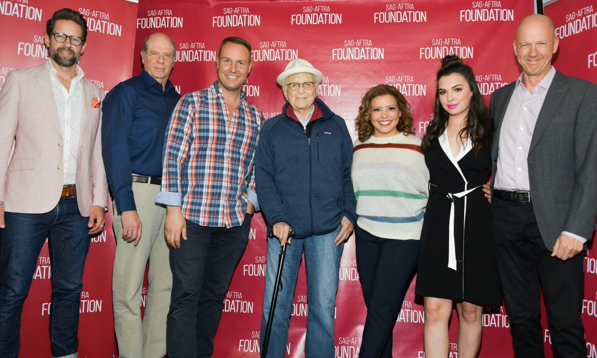 Watch our SUPER fun Q&amp;A with the cast +creatives of #OneDayAtATime including exec producers @MikeRoyce, @TheNormanLear &amp; Brent Miller and actors @JustinaMachado, @toddgrinnell, @Isabella_Gomez &amp; @Tobolowsky. Moderated by @SocialRosy.   https:// youtu.be/1BXWSG6b-T0  &nbsp;   @GettyImages.<br>http://pic.twitter.com/2FWDaoV8mY