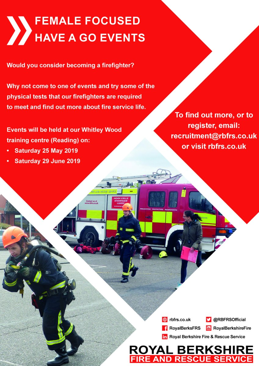 Royal Berkshire Fire and Rescue Service's tweet -