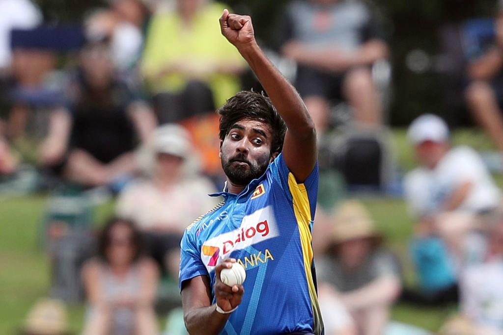 Sri lanka bowler