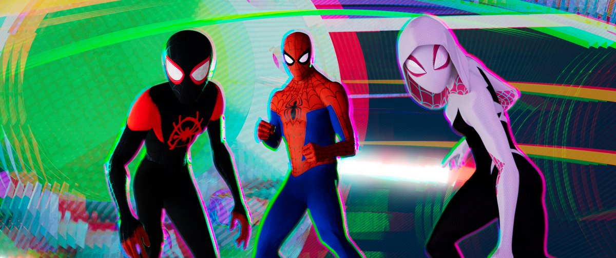 """Come for the awe-inspiring animation style(s), stay for a beautiful story about the importance of family, teamwork, and believing in yourself.  """"Spider-Man: Into the Spider-Verse"""" arrives June 26!"""