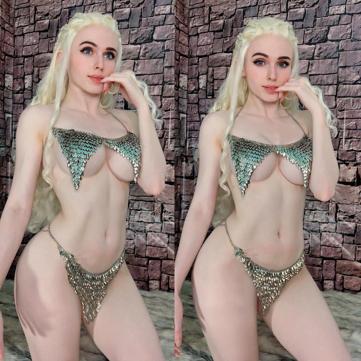 Amouranth Uncovered Photos