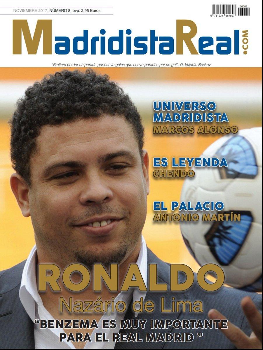 Puedes suscribirte a nuestra revista desde 19,9€ mediante este cómodo formulario: https://madridistareal.com/suscripcion/  También para peñas: https://madridistareal.com/suscripcion-2/  Y la versión digital de la revista: https://madridistareal.com/suscripcion-madridistareal-digital/…  Cualquier duda escríbenos a: suscripciones@madridistareal.com