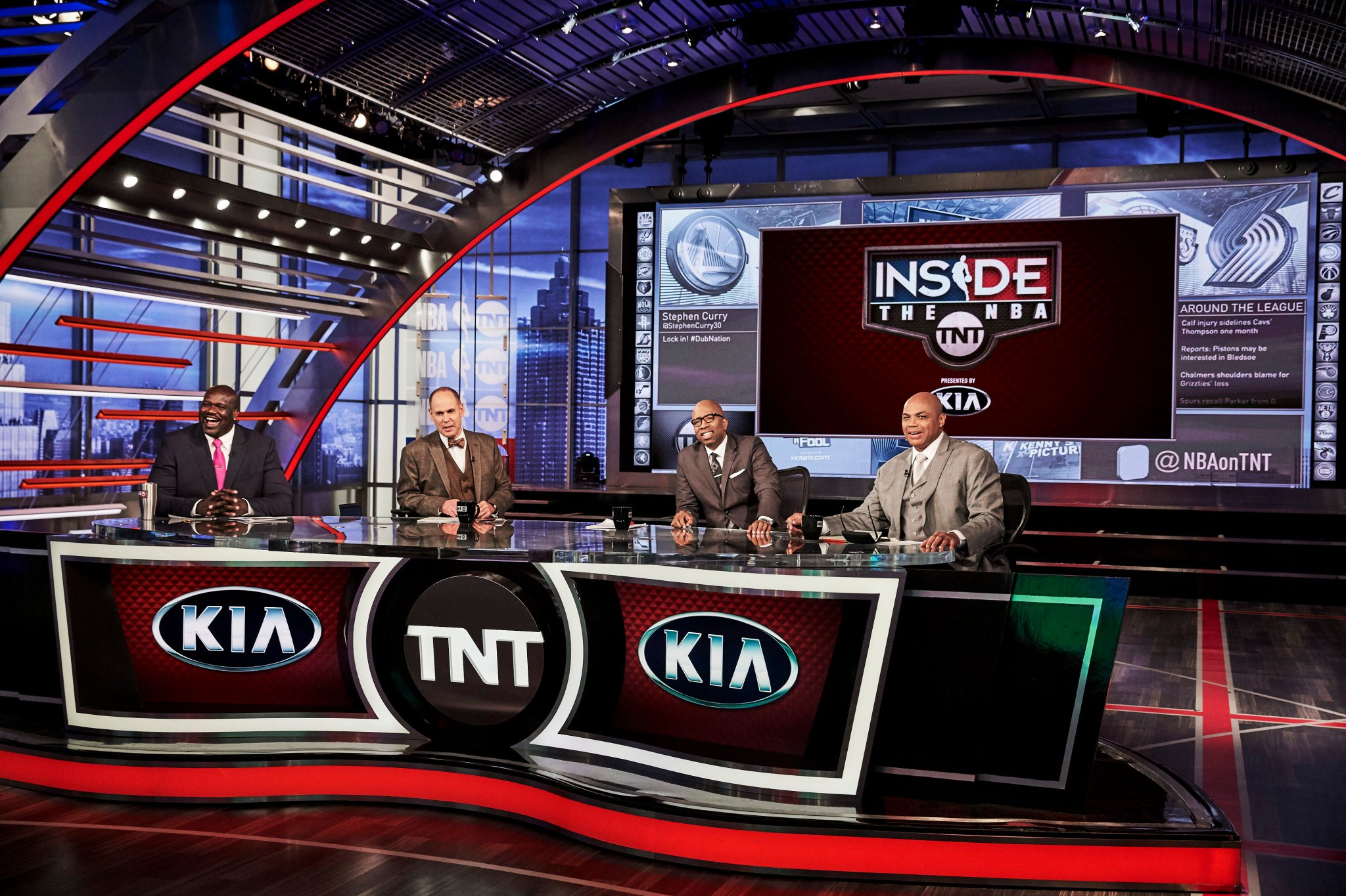 Turner Broadcasting System: Congratulations to @NBAonTNT @TurnerSportsEJ and the entire @TurnerSportsPR team for wi...