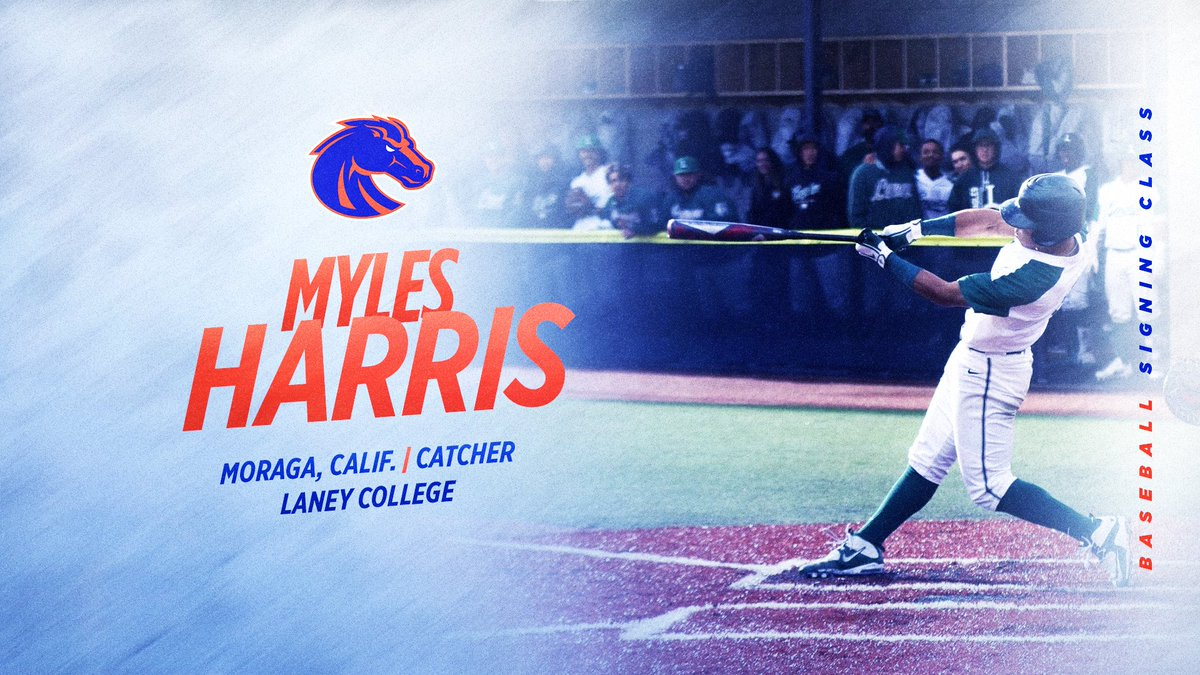 A left-handed hitting catcher is now a Bronco. #BleedBlue  https:// boi.st/2MazQvE  &nbsp;  <br>http://pic.twitter.com/m395toBX8s