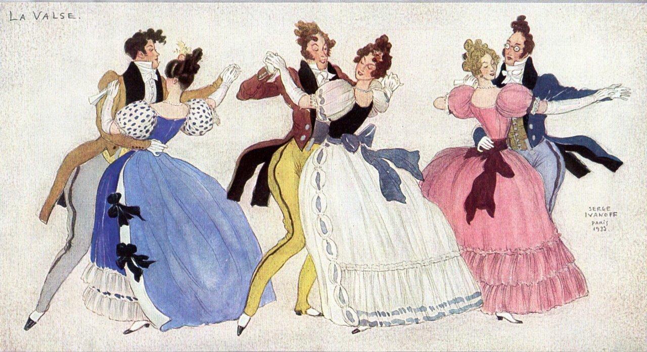 картинки танца мазурка рисунки день