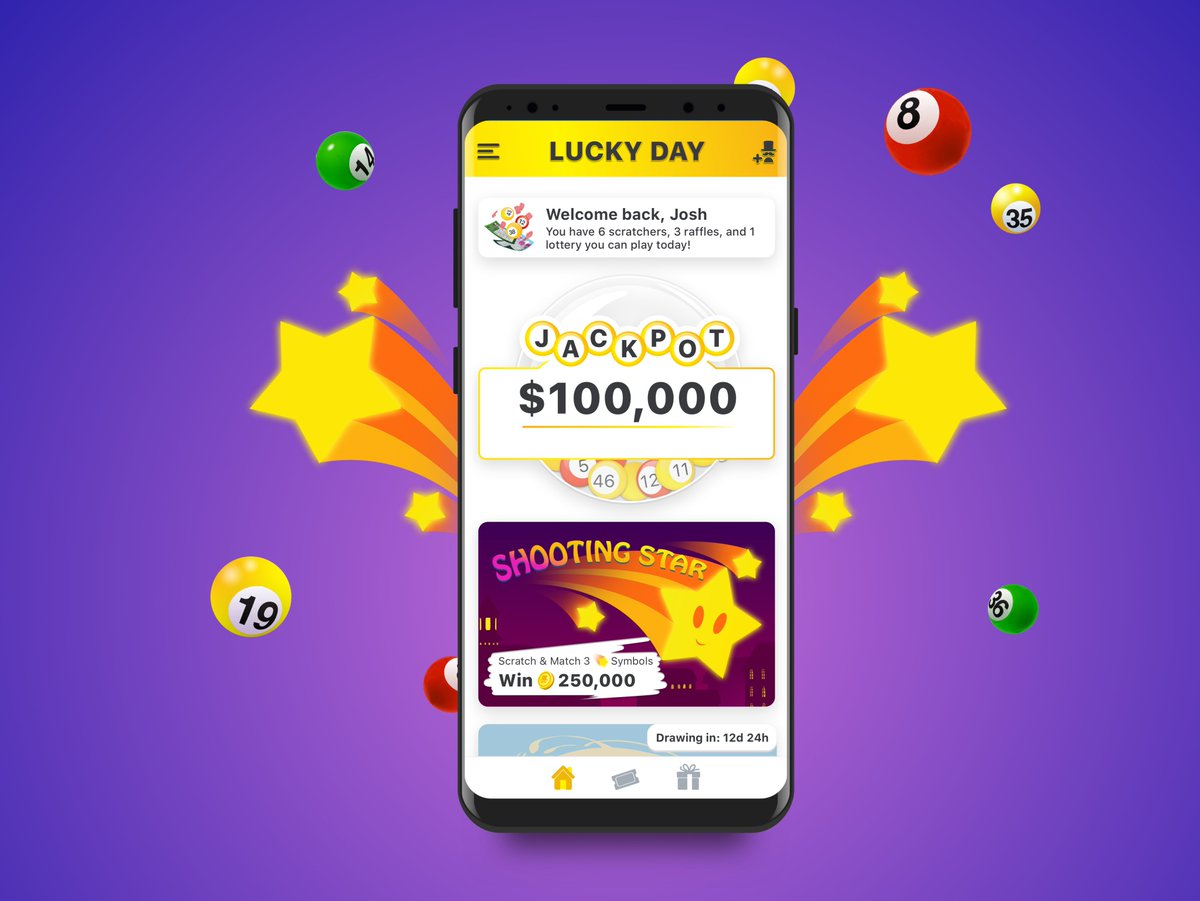 Lucky Day (@luckydayapp) | Twitter