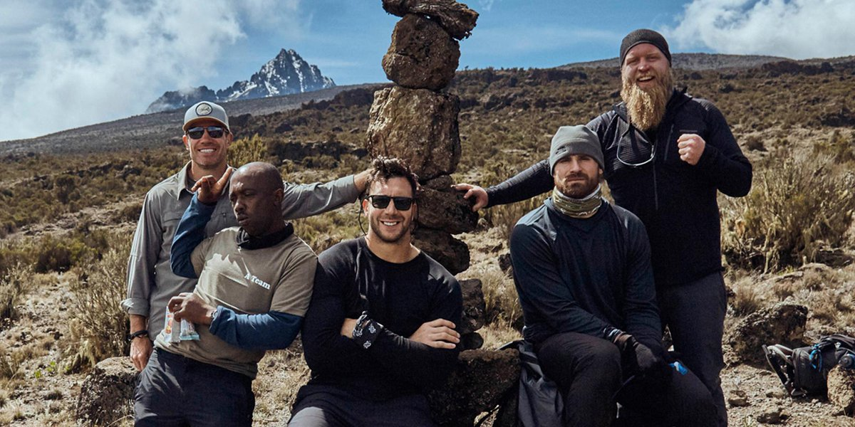 Having a mission to fight for those who cant fight for themselves had my mind racing. How @JOEL9ONE inspired @NateBoyer37 to battle Tanzanias water crisis together: on.nfl.com/hwBVmB 📺: The Way Up - Chris Long & The Waterboys, TONIGHT (8pm ET)
