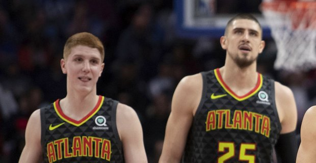 Kevin Huerter is the first Maryland player in 20 years to earn NBA All-Rookie team honors:  https:// 247sports.com/college/maryla nd/Article/Kevin-Huerter-NBA-All-Rookie-Team-Maryland-Basketball-Atlanta-Hawks-Terps-Steve-Francis-132211678/ &nbsp; …  #Terps <br>http://pic.twitter.com/VLyq1QqvZj