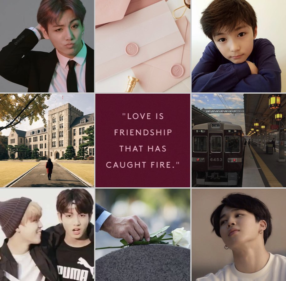 𝕤𝕠𝕞𝕖𝕥𝕙𝕚𝕟𝕘 𝕙𝕒𝕡𝕡𝕖𝕟𝕤 [ jikook au ]  jm was always secretly in love with his bff jk. but when jk marries someone else, the two drift apart. yrs later in a letter from his mother who died birthing him, jk's son reads about jm and vows to help his dad find love again <br>http://pic.twitter.com/nfIh1kQMY0