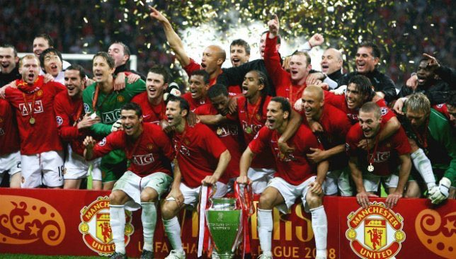 Honestly can't believe it's been 11 years since I witnessed one of the greatest moments in my life. A night I will never forget. #mufc