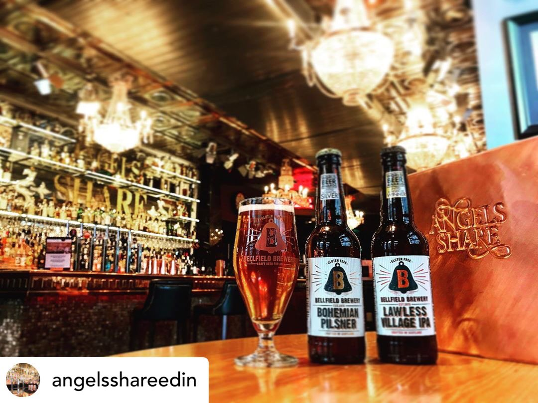 This Father's Day, why not join @AngelsShareEdin for their Meet the Brewer Event with @TheBellfield ! This unique masterclass offers you true opportunity to explore how this award winning, Edinburgh based brewery has become one the pioneers of Gluten Free beer! 🍺 #edinburgh
