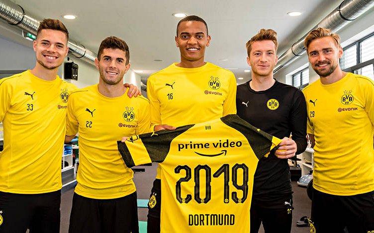 Dortmund vai ter uma série documental de quatro partes na Amazon Prime Video com lançamento marcado para 9 de agosto.