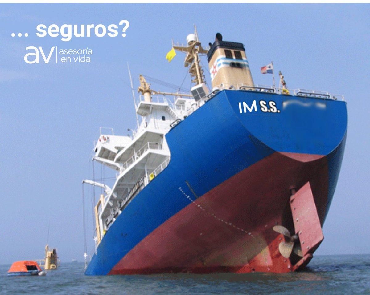 """¡abandon ship!""#asesórate#seguros#IMSS#muévetemídetechécate#avAsesoríaenVida"
