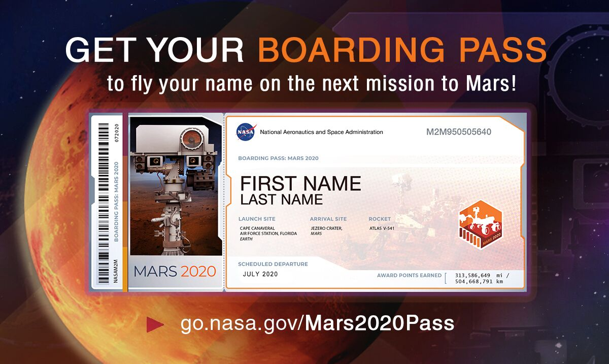 NASA STEM Engagement's photo on #Mars2020