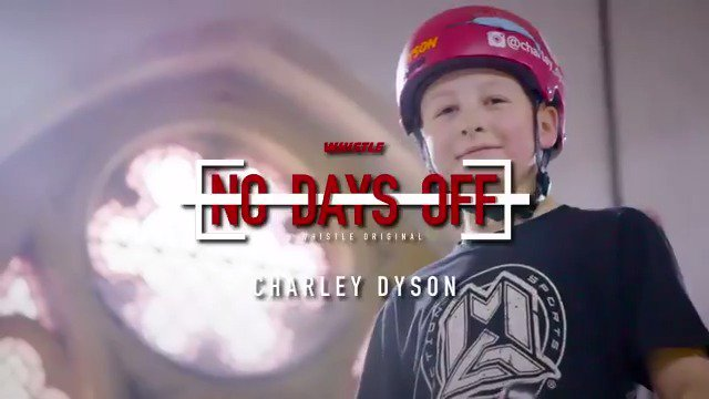 This 11-year-old is pulling off scooter tricks you have to see to believe 😱   🎥: https://whistle.video/CharleyDyson