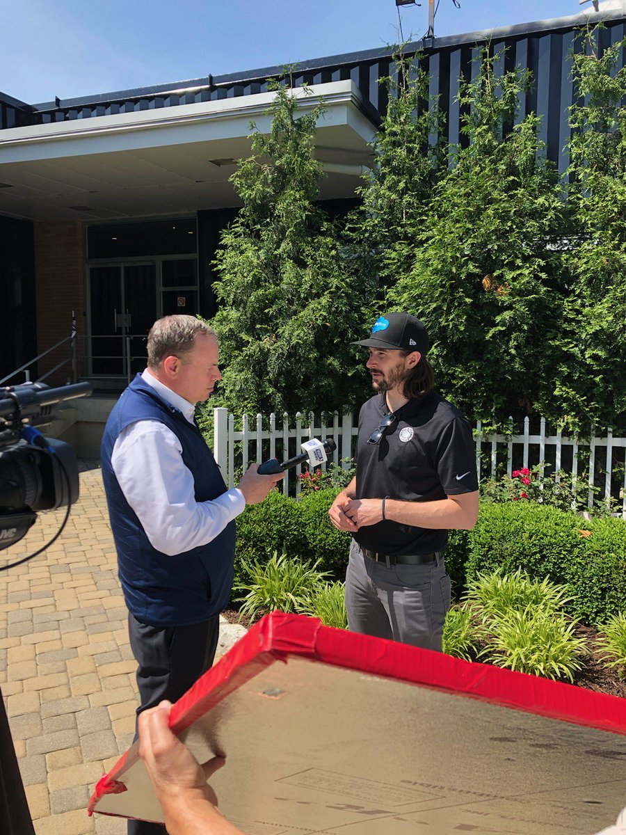 Interview with Kent Taylor on the local NBC affiliate, so pumped to have @IndyCaronNBC televising the race this year! You already know theyre pulling out all the stops with @miketirico, @DaleJr and others alongside the awesome crew of Diff, TB, and PT. #INDY500 #Indy500MediaDay