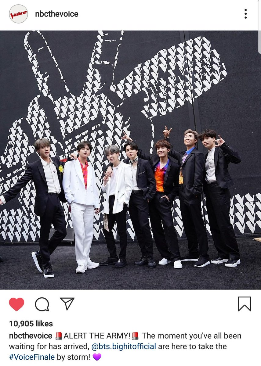 BANGTAN TURKEY 🇹🇷's photo on #TheVoiceFinale