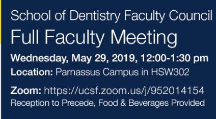 UCSF Academic Senate (@UCSFSenate)   Twitter