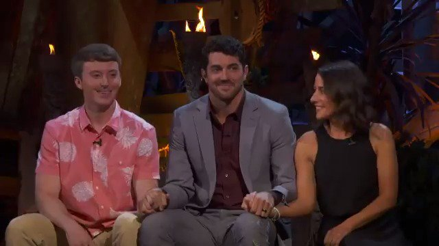 Relive Chris' winning moment from the #Survivor finale now! https://t.co/URcUS22auW