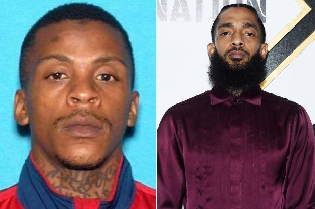 BREAKING: Eric Holder indicted for the murder of rapper Nipsey Hussle -  https:// breaking911.com/breaking-eric- holder-indicted-for-the-murder-of-rapper-nipsey-hussle/ &nbsp; … <br>http://pic.twitter.com/s499oDBl8y