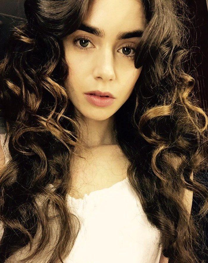 Curls for days on set of @TolkienMovie ...