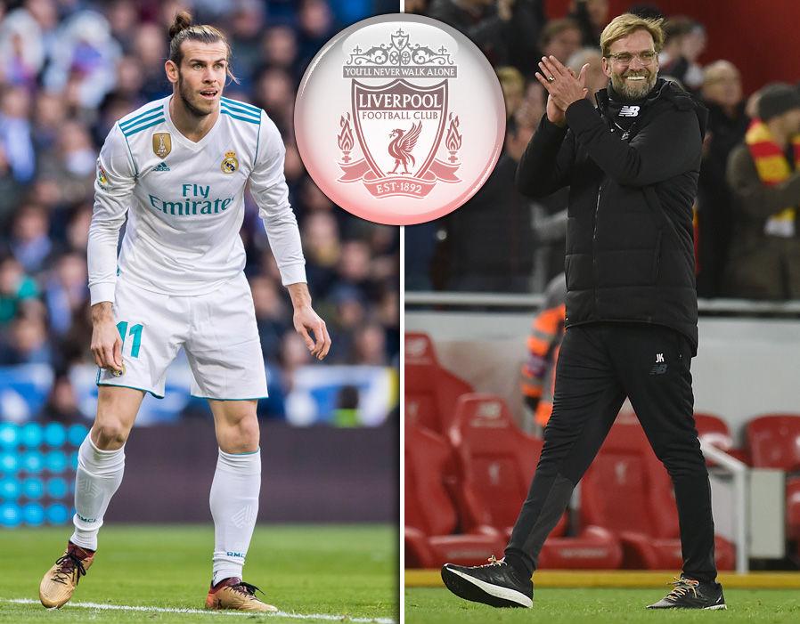 Gareth Bale suena como refuerzo al Liverpool