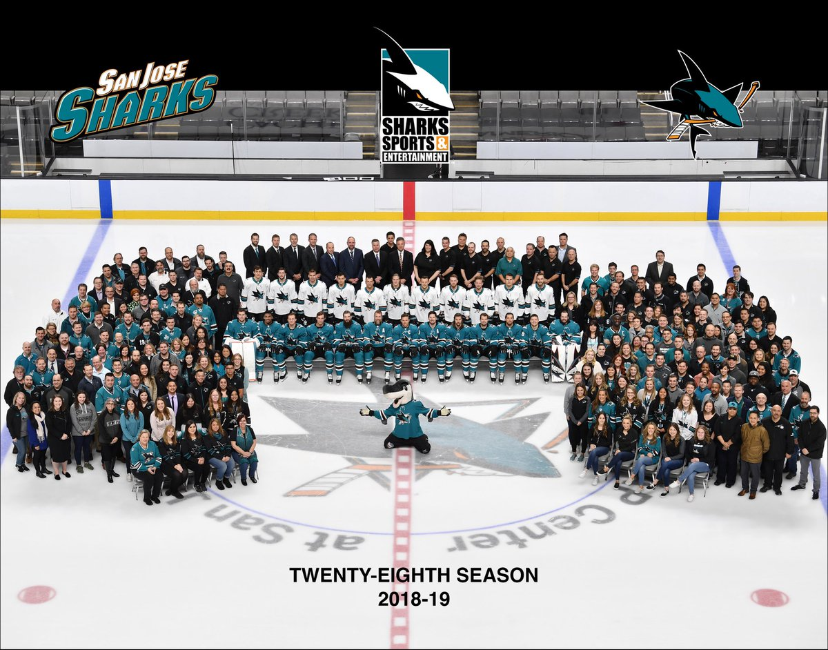 I love this team and could not be more proud of them. Heartbroken right now. We'll shake it off and get back to work. #SJSharks  #SharksForLife <br>http://pic.twitter.com/rjUyHahEvX