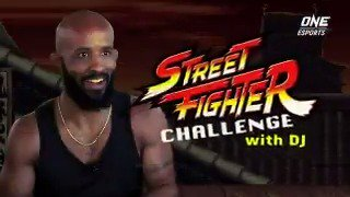 Demetrious 'Mighty Mouse' Johnson Dominates ONE Championship 'Street Fighter V' Challenge