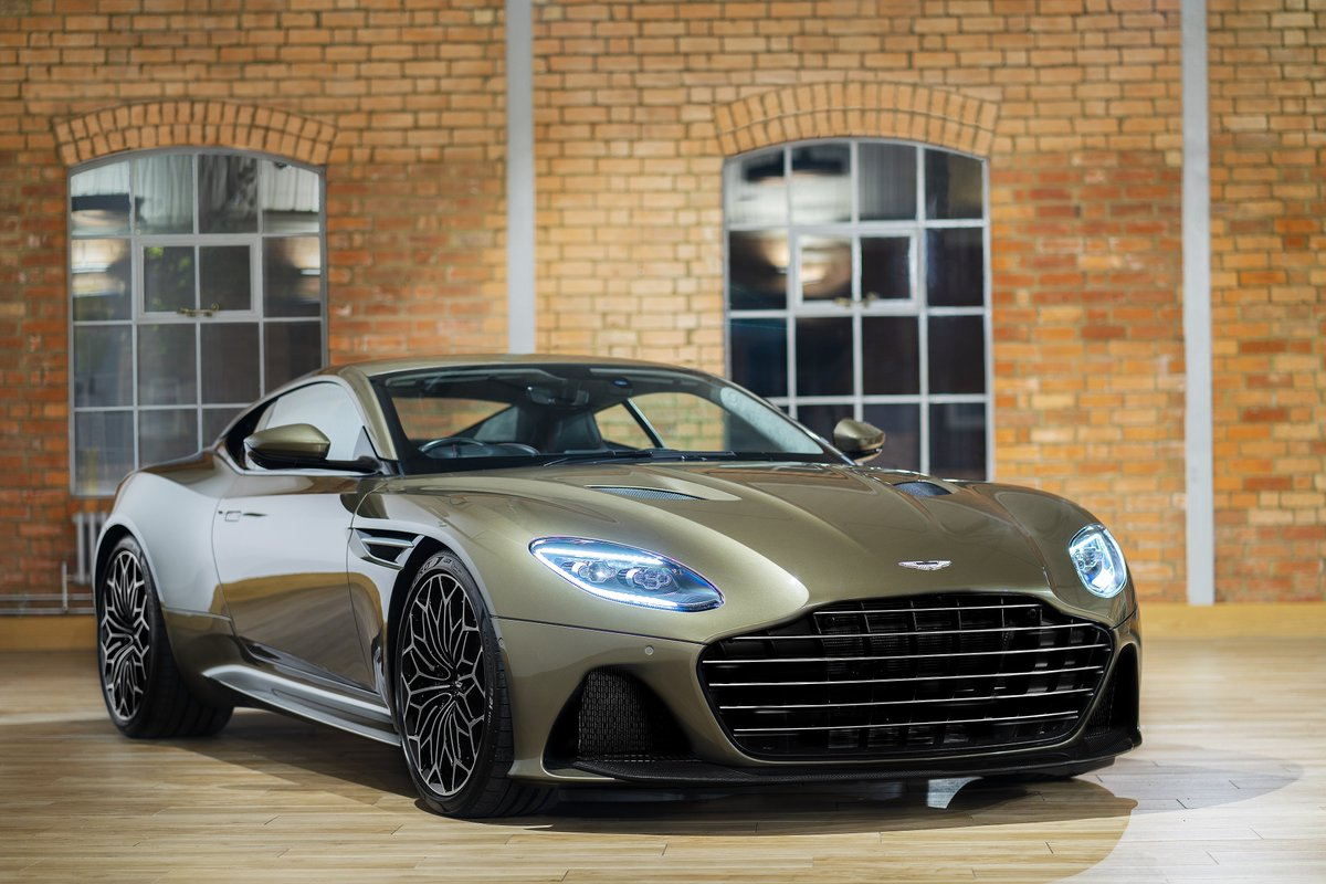 The Aston Martin DBS Superleggera is set to become the newest 007 inspired car, thanks to the most recent collaboration between Aston Martin and EON Productions  #JamesBond #007 #AstonMartin