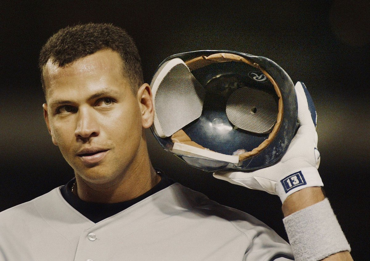 15 years ago today: A-Rod gets booed in first return to Texas since getting traded to Yankees Homers in his first at-bat anyway 🐐