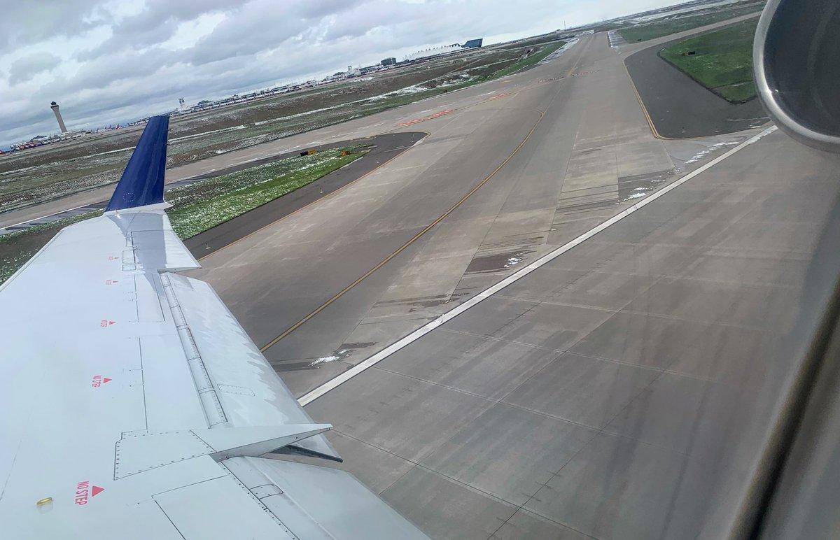 On the last leg of my journey at last! <br>http://pic.twitter.com/W4A67UmuuI &ndash; à Denver International Airport (DEN)