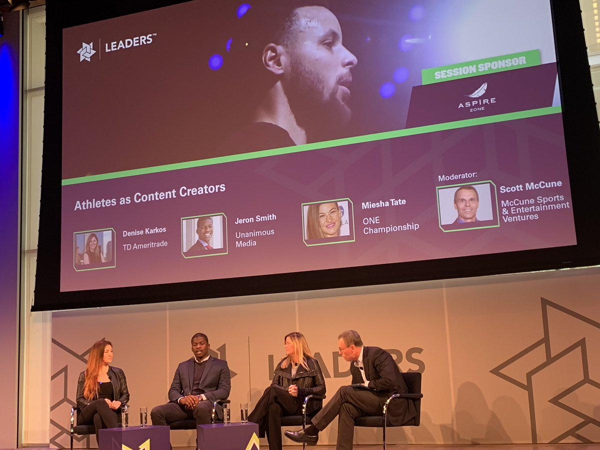 Keyword of the past 2 days? AUTHENTICITY. #LeadersWeek #NYC<br>http://pic.twitter.com/oo7nQFfusS