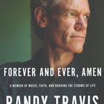 Image for the Tweet beginning: Congratulations @RandyTravis on your book!