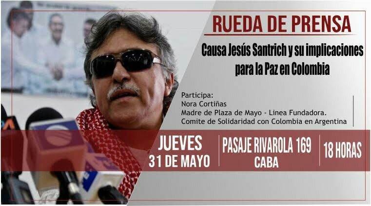 Santrich libre!!!! <br>http://pic.twitter.com/XlVf7GXLCG