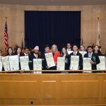 Image for the Tweet beginning: Congratulations to Granada Hills Charter
