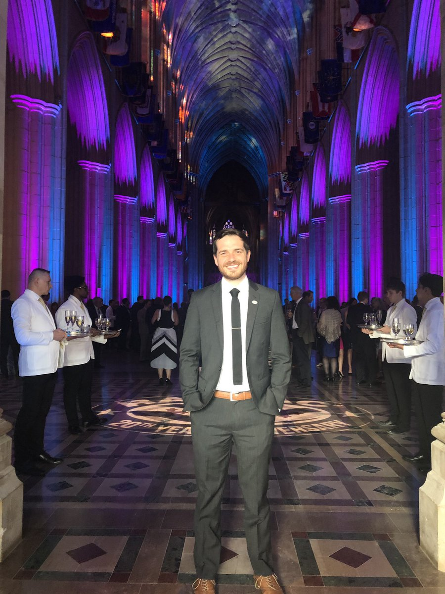Yeah I'm glad I chose the right specialty and #radvocacy group. Annual @RADPAC gala at the Washington National Cathedral. <br>http://pic.twitter.com/DzEpLD6f7g &ndash; à Washington National Cathedral