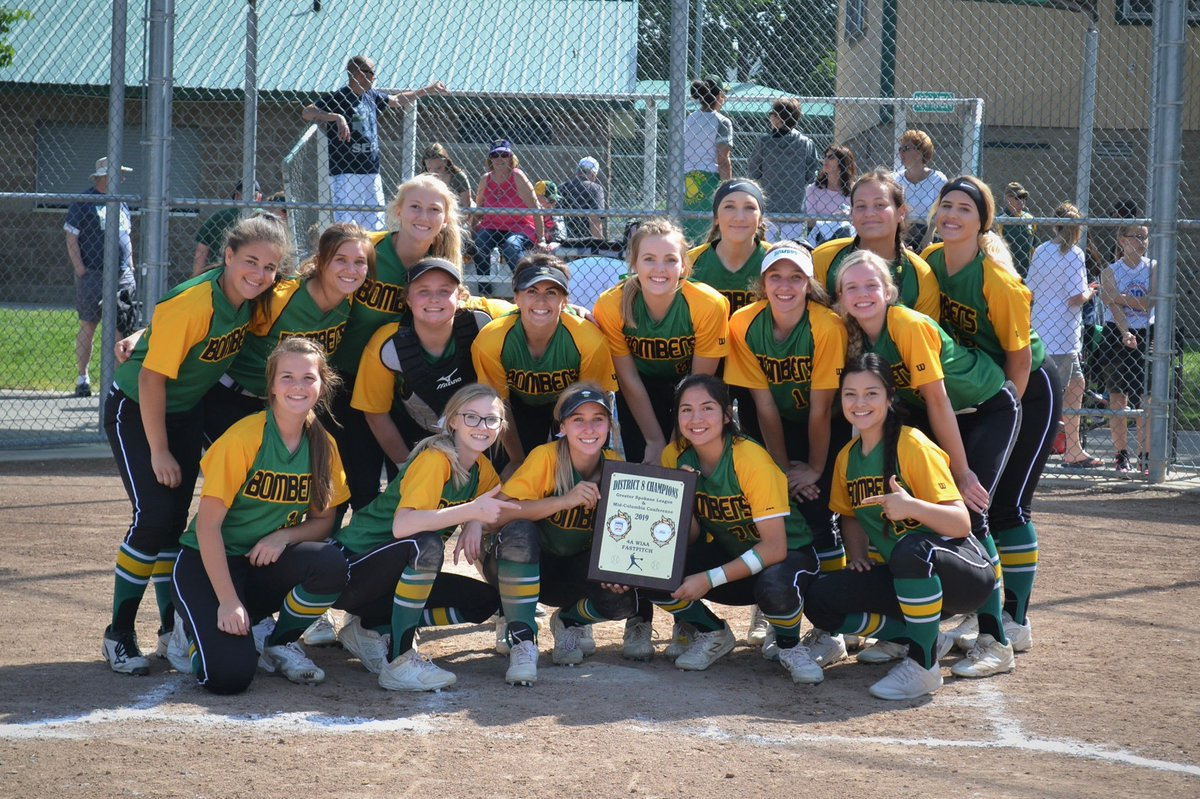 2019 4A GSL/MCC District 8 Champions #NextStopState @wiaawa #fastpitch #4A #Wiaa4A