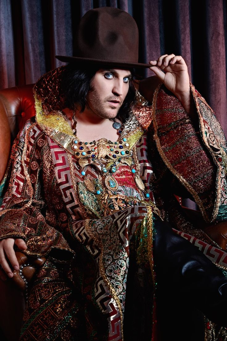 Happy Birthday Noel Fielding!