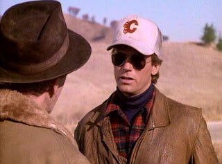 Who knew that #MacGyver was a #Flames  fan?    #HockeyTwitter  <br>http://pic.twitter.com/ULPnjTIsLj