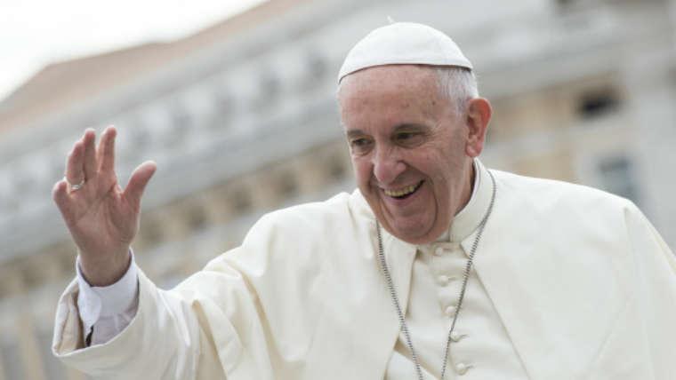 El Papa recibirá a grupo de diputados de distintos partidos