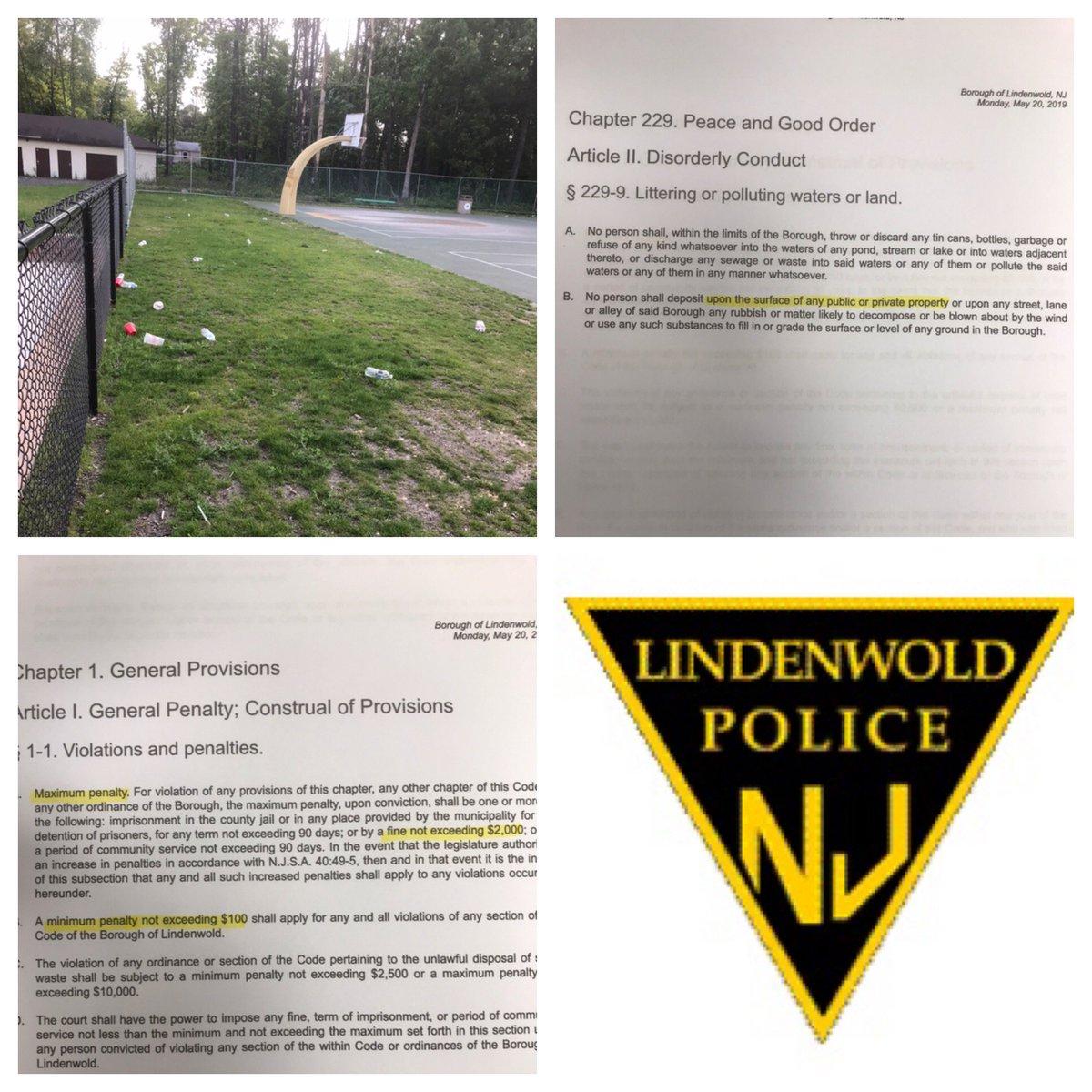 LindenwoldPD (@LindenwoldPD) | Twitter