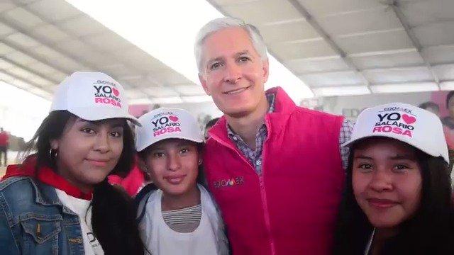 Gracias al #SalarioRosa, Jessica y miles de mamás mexiquenses podrán seguir estudiando y apoyando a sus familias.