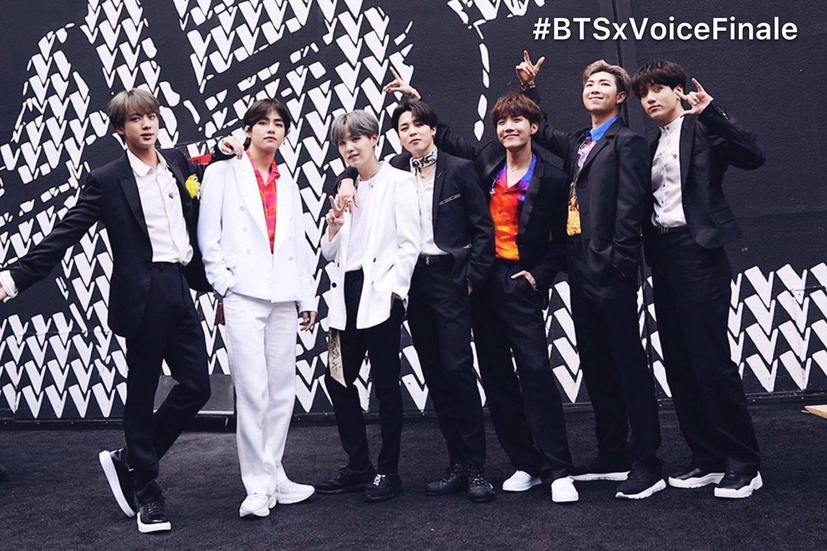worldwideBTS 🌎's photo on The Voice
